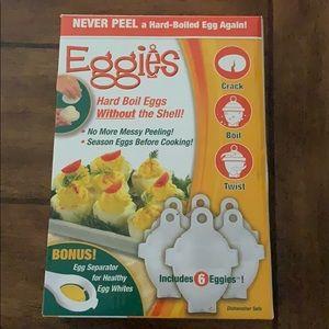Eggies Hard Boiled Egg Maker
